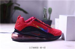 Men Nike Air Max Cushion 720 Running Shoes AAA 445