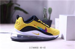 Men Nike Air Max Cushion 720 Running Shoes AAA 446