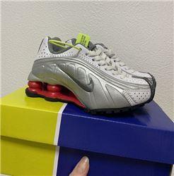 Kids Nike Shox R4 Sneakers 504