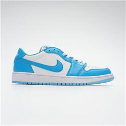 Men Air Jordan I Retro Low Basketball Shoes 9...