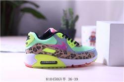 Women Nike Air Max 90 Sneakers AAA 342