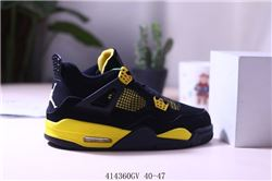 Men Air Jordan IV Retro Basketball Shoes AAA 537
