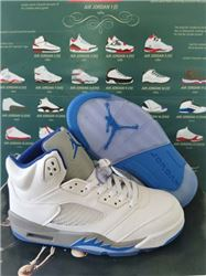 Men Air Jordan V Retro Basketball Shoes 421