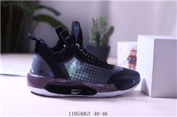 Men Air Jordan XXXIV Basketball Shoes AAA 272