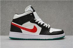Men Air Jordan I Retro Basketball Shoes 1003