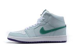 Women Air Jordan 1 Retro Sneaker 714