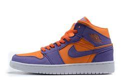 Women Air Jordan 1 Retro Sneaker 715