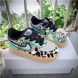 Kids Air Force 1 Sneakers 210