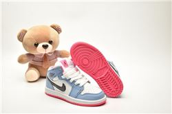 Kids Air Jordan I Sneakers 324