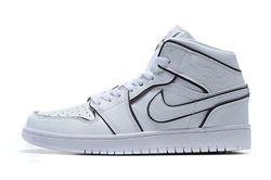Women Air Jordan 1 Retro Sneaker 719