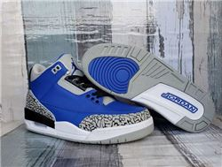 Men Air Jordan III Retro Basketball Shoes 385