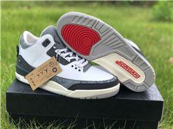 Men KAWS x Air Jordan 3 Companion