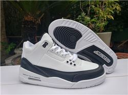 Men Air Jordan III Retro Basketball Shoes 394