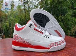 Men Air Jordan III Retro Basketball Shoes 395