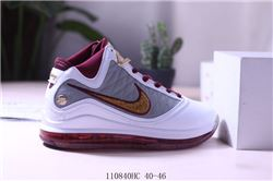 Men Nike LeBron 7 Basketball Shoes 955