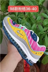 Women Nike Air Max 98 Sneakers 216
