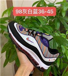 Men Nike Air Max 98 Running Shoe 243