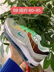 Men Nike Air Max 98 Running Shoe 247