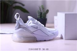 Women Nike Air Max 270 Sneakers AAA 431