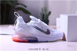 Women Nike Air Max 270 Sneakers AAA 433