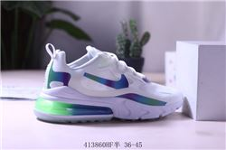 Women Nike Air Max 270 React Sneakers AAAA 435