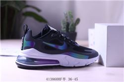 Women Nike Air Max 270 React Sneakers AAAA 434