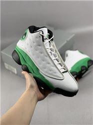 Men Air Jordan 13 Lucky Green DB6537 113