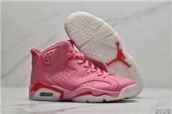 Women Air Jordan VI Retro Sneakers 329