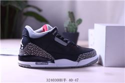Men Air Jordan III Retro Basketball Shoes AAAA 397