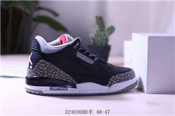 Men Air Jordan III Retro Basketball Shoes AAAA 397