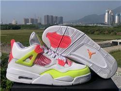 Women Air Jordan IV Retro Sneaker 332