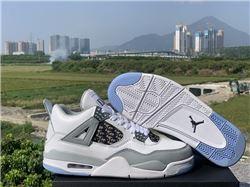 Men Air Jordan IV Retro Basketball Shoes 542