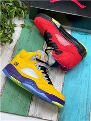 Men Air Jordan V Retro Basketball Shoes AAA 425
