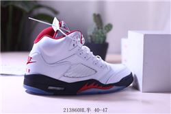 Men Air Jordan V Retro Basketball Shoes AAA 4...
