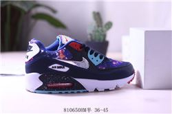 Women Nike Air Max 90 Sneakers AAA 348