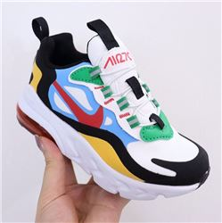 Kids Nike Air Max 270 React Sneakers 209
