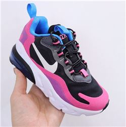 Kids Nike Air Max 270 React Sneakers 214