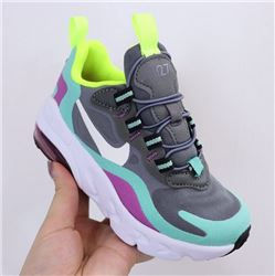 Kids Nike Air Max 270 React Sneakers 218