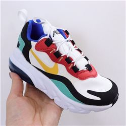 Kids Nike Air Max 270 React Sneakers 219