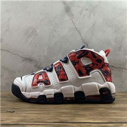 Men Nike Air More Uptempo Basketball Shoe AAAA 354