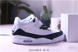 Women Air Jordan III Retro Sneakers AAAA 243