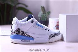 Women Air Jordan III Retro Sneakers AAAA 245