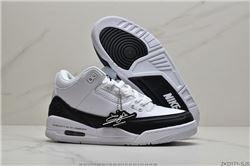 Women Air Jordan III Retro Sneakers AAAAA 246