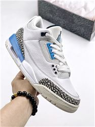 Women Air Jordan III Retro Sneakers AAAAA 248