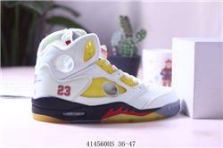 Women Sneaker Air Jordan V Retro AAA 276
