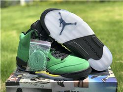 Men Air Jordan 5 Oregon