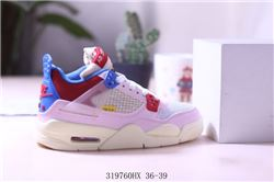Women Air Jordan IV Retro Sneaker AAA 336