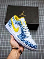 Men Air Jordan I Retro Basketball Shoes AAAA 1018