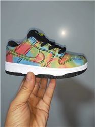 Kids Nike Dunk SB Sneakers 216