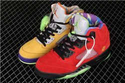 Men Air Jordan 5 What The CZ5725 700
